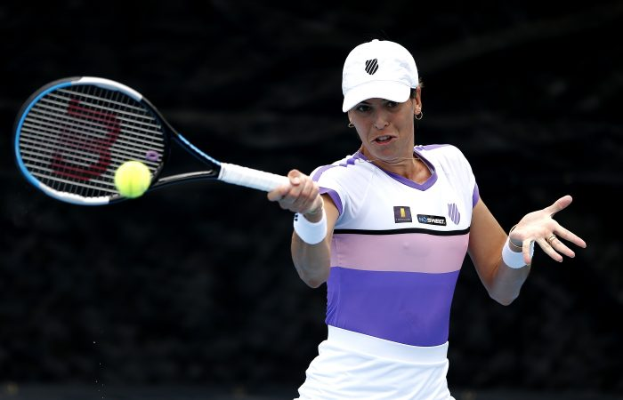 Ajla Tomljanovic. Picture: Getty Images