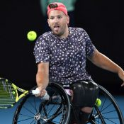 Dylan Alcott; Getty Images