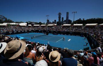 Australian Open 2020; Getty Images
