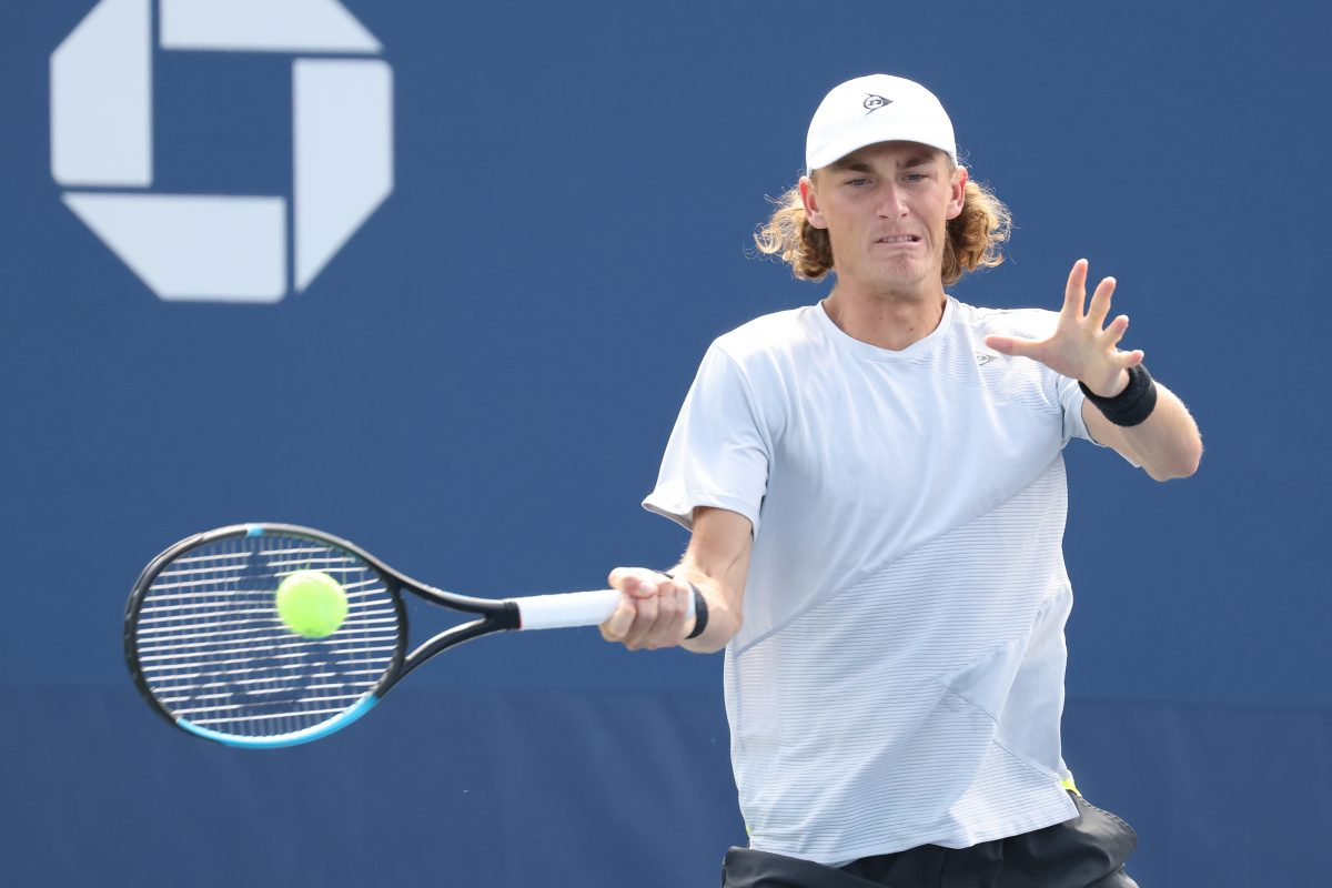 Purcell powers to Roland Garros qualifying win
