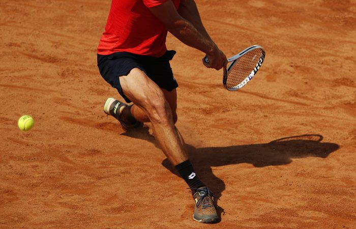 Clay court tennis. Picture: Getty Images