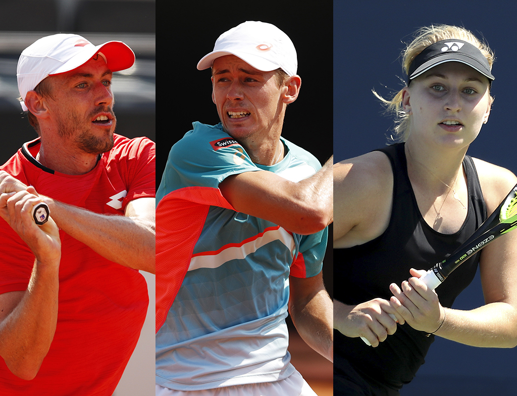 Roland Garros 2020 draw: Find out who the Aussies play