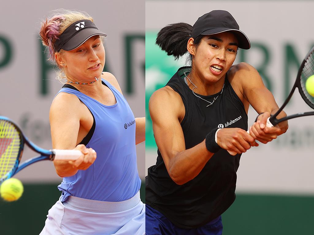 Aussie women exit Roland Garros
