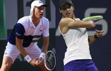 Marc Polmans and Astra Sharma have received lucky loser places in the Roland Garros draw.