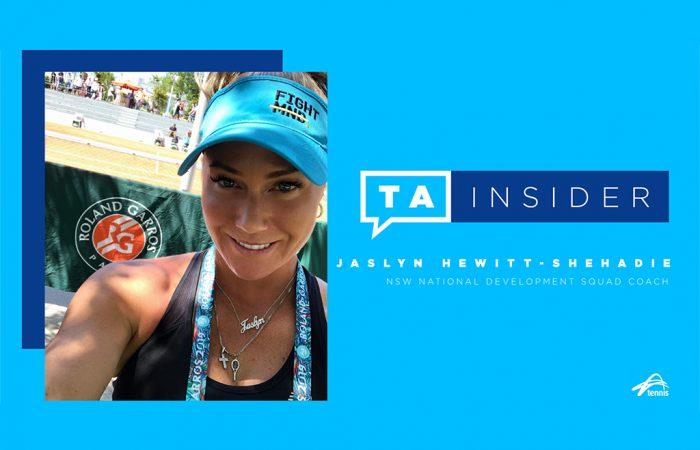 TA Insider with Jaslyn Hewitt-Shehadie
