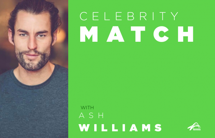 Celebrity Match with Ash Williams