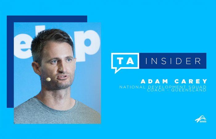 TA Insider with Adam Carey