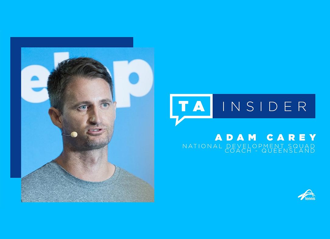 TA Insider: Adam Carey's life-changing lesson