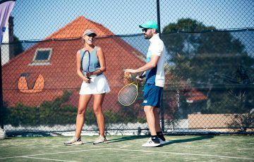 Get ready for some summer fun on court. Picture: Tennis Australia