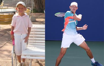 Grassroots to Grand Slams: Alex de Minaur