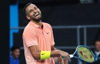 Tennis is fun because …