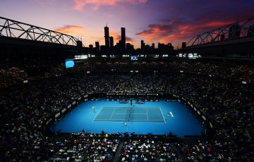 Rod Laver Arena at Australian Open 2020. Picture: Getty Images