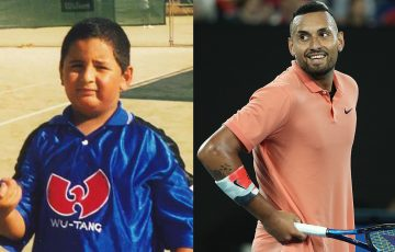 Nick Kyrgios: From grassroots to Grand Slams