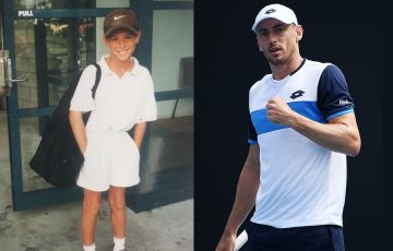 From grassroots to Grand Slams: John Millman