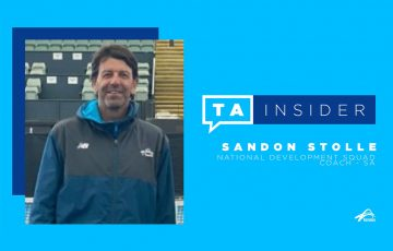 TA Insider with Sandon Stolle