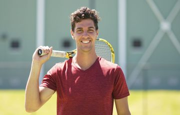 Thanasi Kokkinakis ahead of AO 2021.