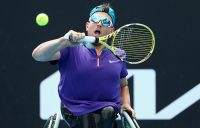 Dylan Alcott at Australian Open 2021