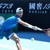 Alexei Popyrin wins a thriller against David Goffin at the Australian Open.