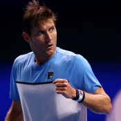 Matthew Ebden progresses to the Marseille semifinals; Getty Images
