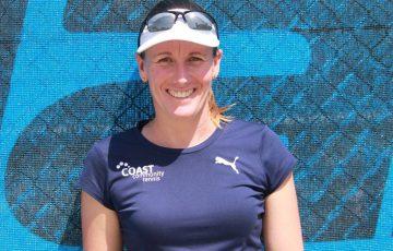 New South Wales coach Gemma Eaton