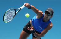 Astra Sharma. Picture: Tennis Australia