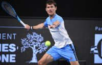 Injury halts Ebden in Marseille