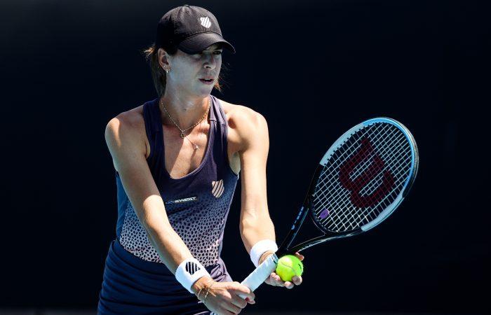 Ajla Tomljanovic. Picture: Tennis Australia