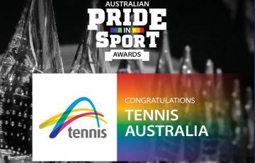 Australian Pride in Sport Awards.
