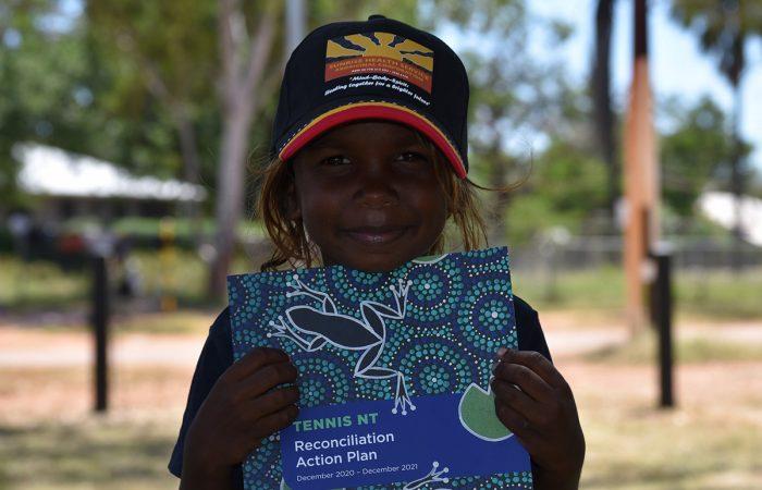 Tennis NT unveils Reconciliation Action Plan