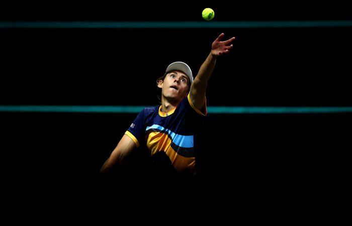 Alex de Minaur. Picture: Getty Images