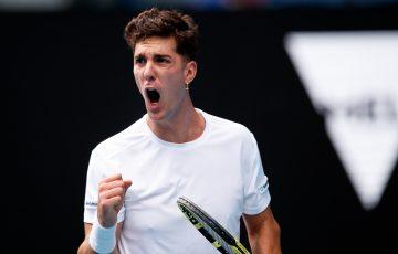 Thanasi Kokkinakis. Picture: Tennis Australia