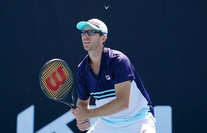 John Peers. Picture: Tennis Australia