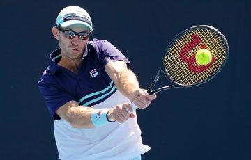 Australia's John Peers. Picture: Tennis Australia