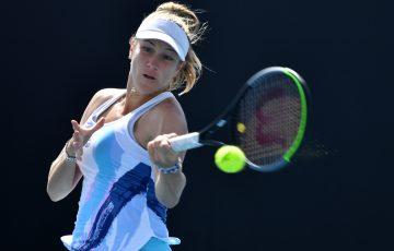 Ellen Perez. Picture: Tennis Australia