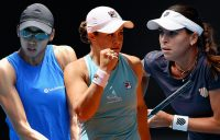 AUSSIE HOPES: Astra Sharma, Ash Barty and Ajla Tomljanovic leading the Australian charge at Roland Garros this year.