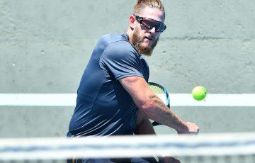 Ben Weekes. Picture: Tennis Australia