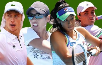 Australians Marc Polmans, Astra Sharma, Priscilla Hon and Chris O'Connell have advanced to the final qualifying round at Wimbledon.