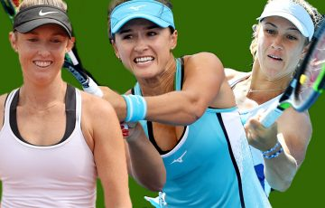 Storm Sanders, Arina Rodionova and Ellen Perez have all made the final round in Wimbledon qualifying.