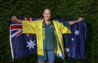 Proud Olympian Sam Stosur. Picture: Tennis Australia