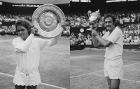 it was an incredible time for Australian tennis, because we had so many great players vying for these major championships every year,