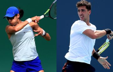 Astra Sharma will compete at the Palermo Ladies Open this week, while Thanasi Kokkinakis is in action at Los Cabos.