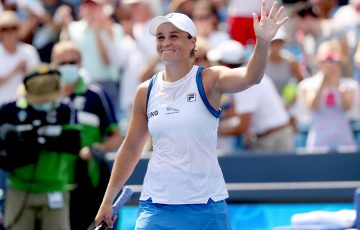 Ash Barty. Picture: Getty Images