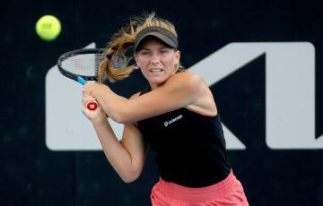 Maddison Inglis. Picture: Tennis Australia