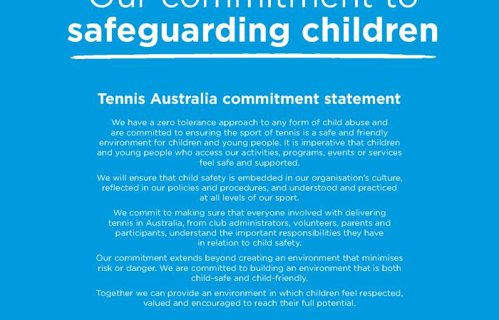Commitment statement