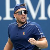 Dylan Alcott completes the Golden Slam at the US Open; Getty Images