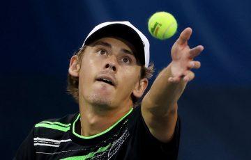 Alex de Minaur advances at Indian Wells; Getty Images