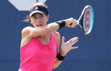 Ajla Tomljanovic progresses to the third round at Indian Wells
