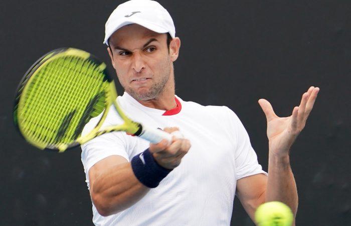 Aleksandar Vukic. Picture: Tennis Australia